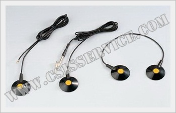 สายกราวด์ ESD Ground cord for table mat