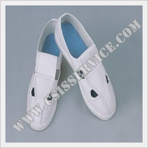 slipper shoes, cleanroom work shoe